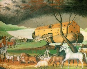 Noah\'s Ark, Edward Hicks