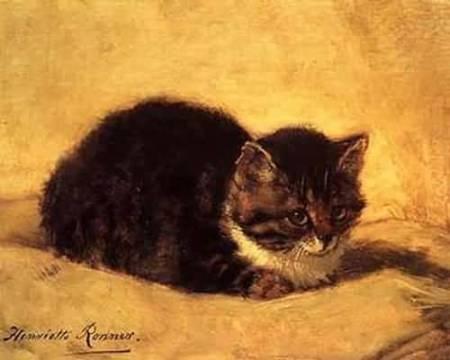 henriette-ronner-knip-cat1