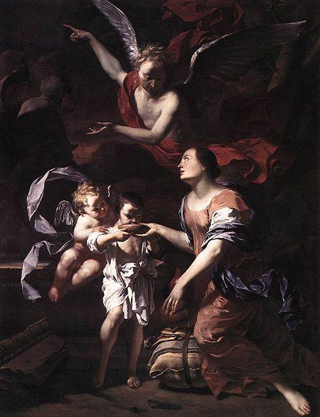 Hagar's visitation