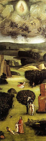 Bosch, Hieronymus, 1482 or later, Academy of Fine Arts, Vienna