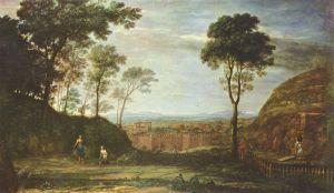 Ostermorgen Claude Lorrain  1681