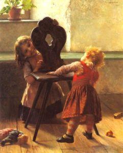 Kou-Kou by Georgios Iakovidis  1895