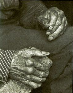 Doris Ulmann  Laborer's hands