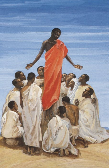 The Ascension - Luke 24:50-51
